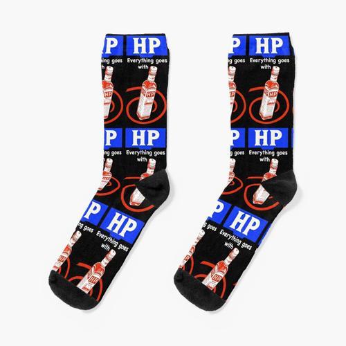 HP SAUCE Socken