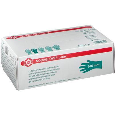Nobaglove® Latex Gants d'examen en latex Taille S pc(s) gant(s)