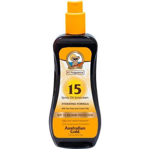 Australian Gold Sunscreen SPF 15 Carrot Oil Spray 237 ml