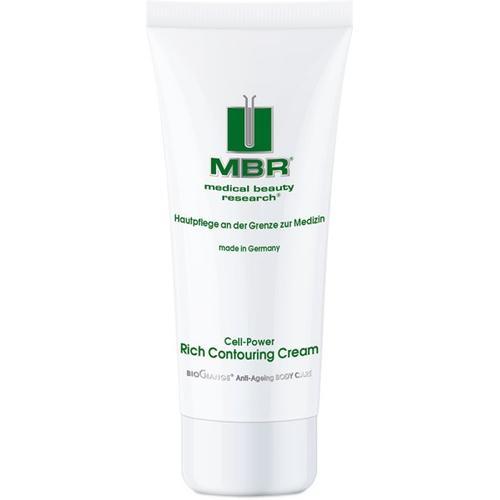 MBR BioChange Anti-Ageing Rich Contouring Cream 100 ml Körpercreme