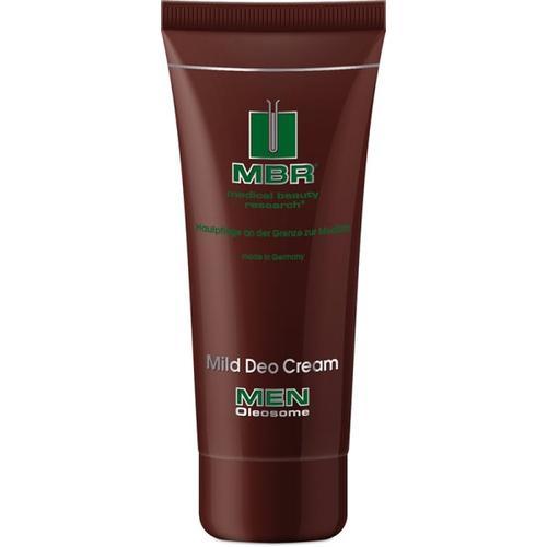 MBR Men Oleosome Mild Deo Cream 50 ml Deodorant Creme