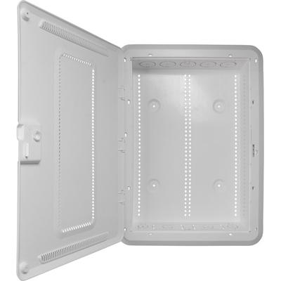 """On-Q ENP2050-NA 20"""" Enclosure with Hinged Door and Trim"""