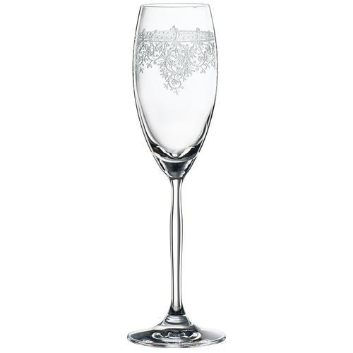 SPIEGELAU Champagnerglas Renaissance, (Set, 12 tlg.), 230 ml farblos Sektgläser Champagnergläser Gläser Glaswaren Haushaltswaren