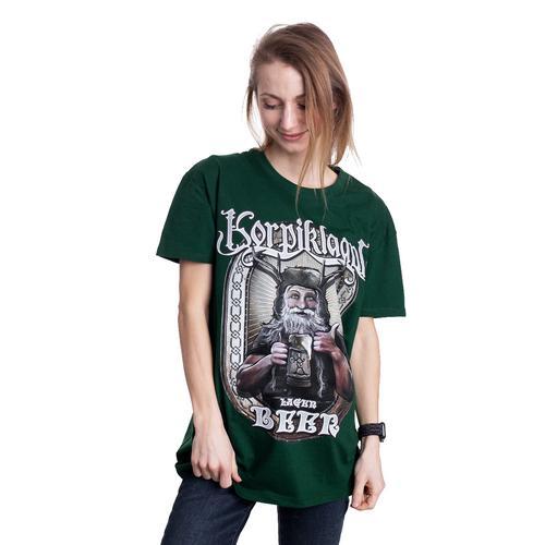 Korpiklaani - Beer Kill Kill - - T-Shirts