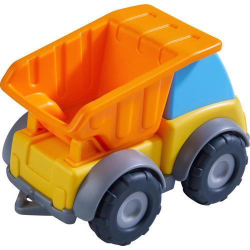 HABA Spielzeugauto Muldenkipper, bunt