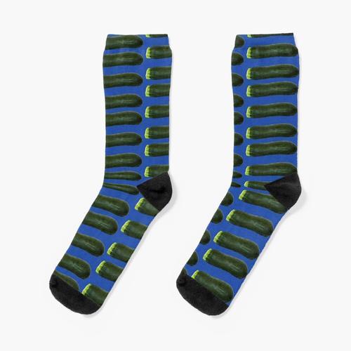 Zucchini Socken