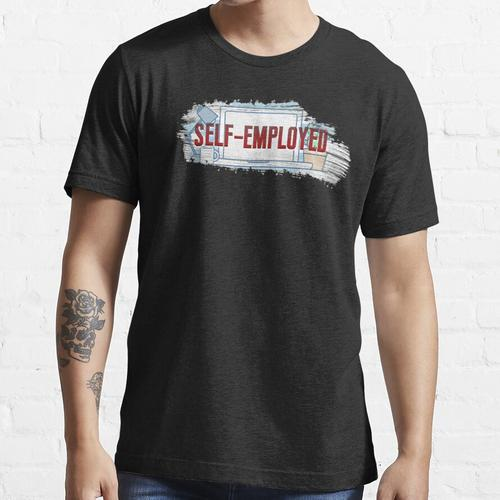 Selbstständiger Essential T-Shirt