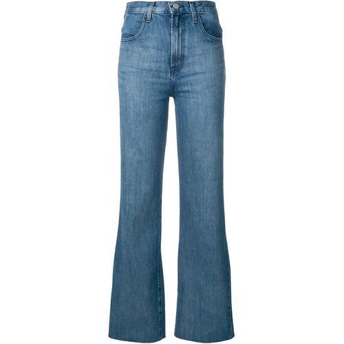 J Brand Jeans mit Umschlag