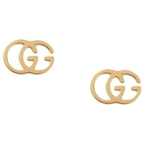 Gucci Ohrstecker mit GG-Logo