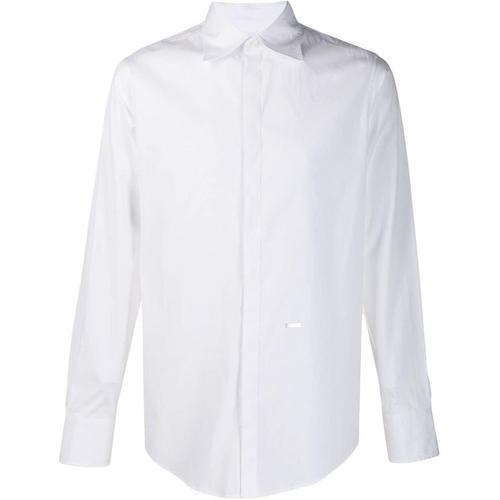 DSquared² Hemd mit versteckter Knopfleiste
