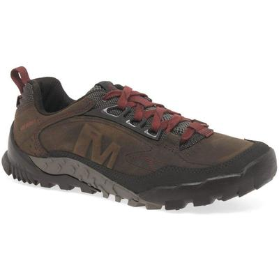 Annex Trax Mens Sports Shoes - Brown - Merrell Sneakers