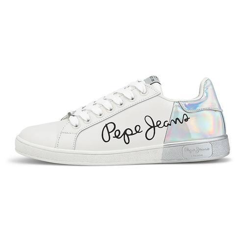 Pepe, Sneaker Brompton in weiß, Sneaker für Damen Gr. 37