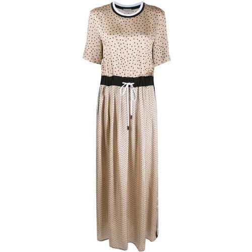 Peserico Gepunktetes Kleid