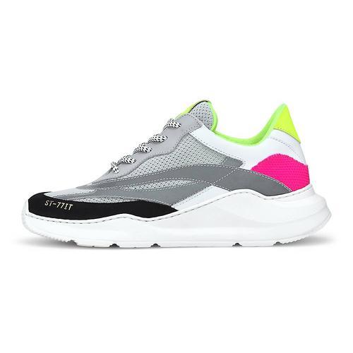 STOKTON, Chunky-Sneaker in hellgrau, Sneaker für Damen Gr. 39