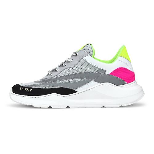 STOKTON, Chunky-Sneaker in hellgrau, Sneaker für Damen Gr. 36
