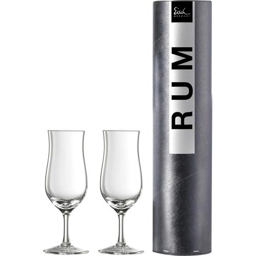 Eisch Schnapsglas Jeunesse, (Set, 2 tlg.), (Rumglas), bleifrei, 160 ml, 2-teilig farblos Kristallgläser Gläser Glaswaren Haushaltswaren