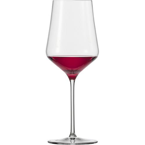 Eisch Rotweinglas Sky SensisPlus, (Set, 4 tlg.), bleifrei, 490 ml farblos Kristallgläser Gläser Glaswaren Haushaltswaren