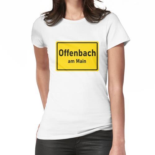 Offenbach am Main - Hessen Stadt Offenbacher Kickers Frauen T-Shirt