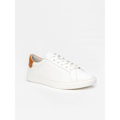 J.McLaughlin Women's Angelique Sneakers White Solid, Size 9
