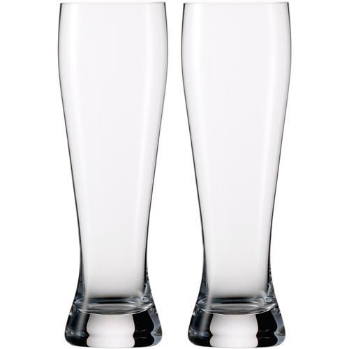 Eisch Bierglas Jeunesse, (Set, 2 tlg.), bleifrei, 650 ml, 2-teilig farblos Kristallgläser Gläser Glaswaren Haushaltswaren