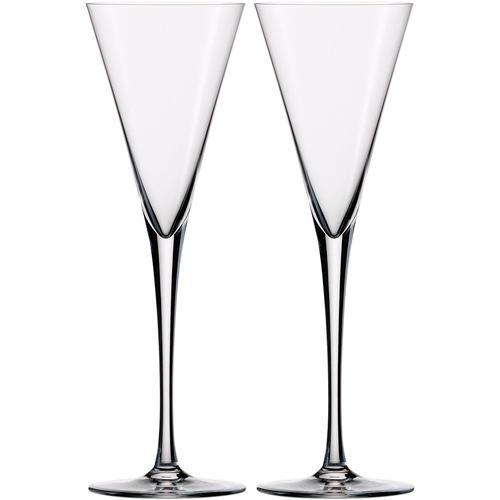 Eisch Sektglas Jeunesse, (Set, 2 tlg.), bleifrei, 180 ml farblos Kristallgläser Gläser Glaswaren Haushaltswaren