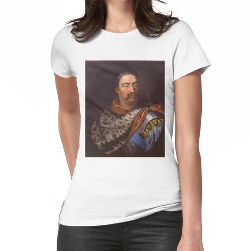 König Jan III. Sobieski (1674-1696) Frauen T-Shirt