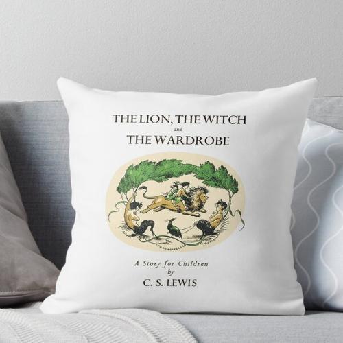 Der Löwe, die Hexe und der Kleiderschrank Kissen