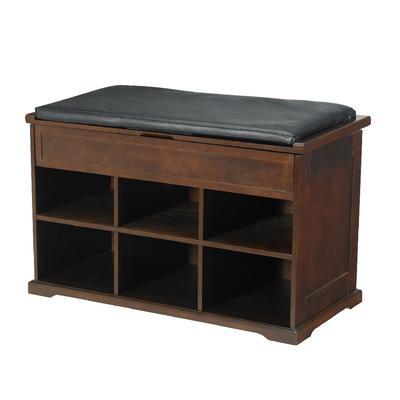 Wooden Shoe Bench - Northbeam BCH0031721800