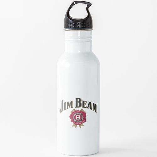 Jim Beam Whisky Wasserflasche