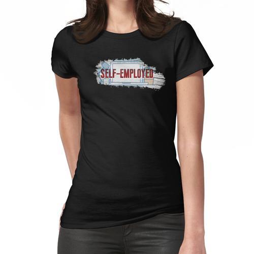 Selbstständiger Frauen T-Shirt