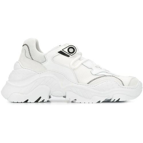 N°21 Sneakers mit geriffelter Sohle