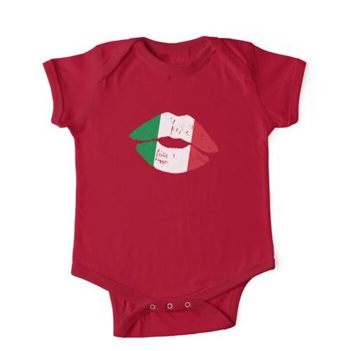 Italienischer italienischer Kuss Kinderbekleidung