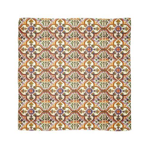 Spanische Fliese Tuch