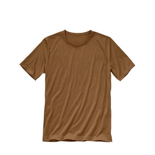 Mey & Edlich Herren Erlesenes Shirt braun 46, 48, 50, 52, 54, 56