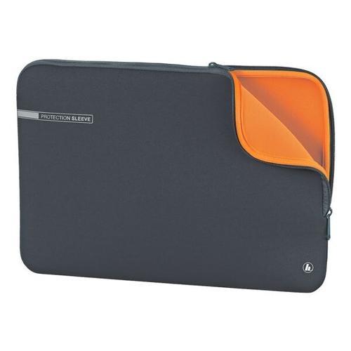 Notebook-Sleeve »Neoprene - 15,6'' (blau)» blau, Hama, 41.5x29.5x3 cm