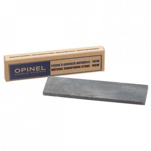 Opinel - Naturschleifstein Gr 10 cm grau