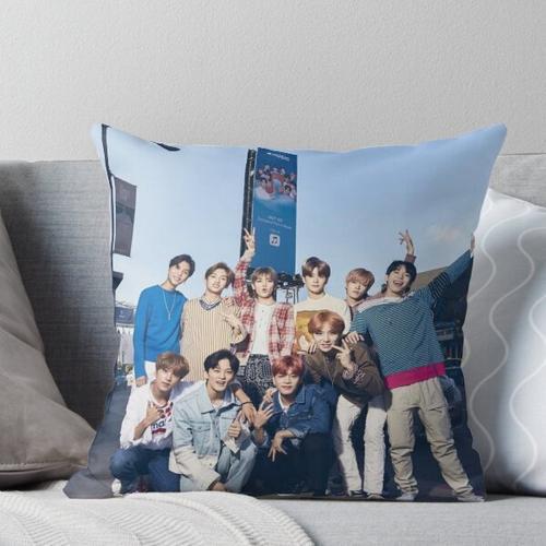 NCT-Regular Irregular Throw Pillow
