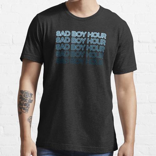 sad boy hour - sticker / hoody / notebook / etc Essential T-Shirt