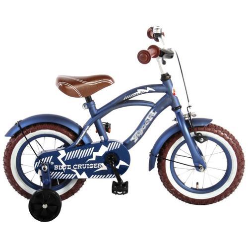 Blue Cruiser Kinderfahrrad - Jungen - 12 Zoll - Blau blau