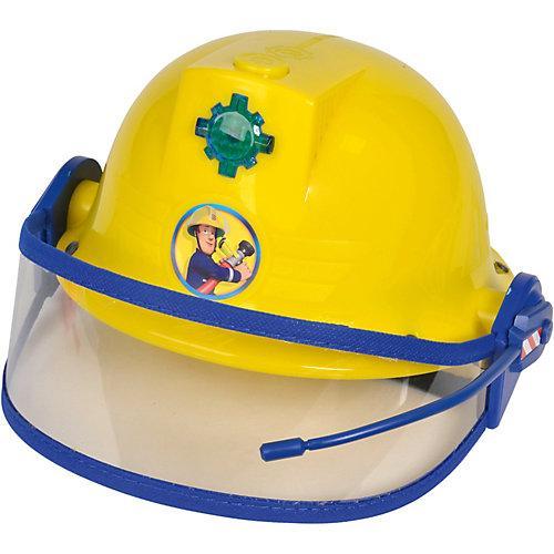 Feuerwehrmann Sam Feuerwehr Helm mit Funktion Jungen Kinder