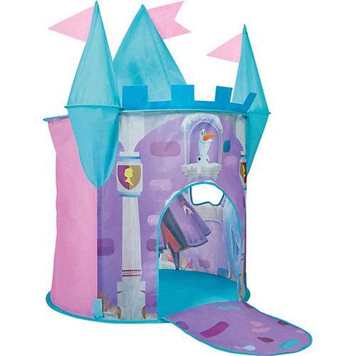 Spielzelt Frozen 2 türkis/pink
