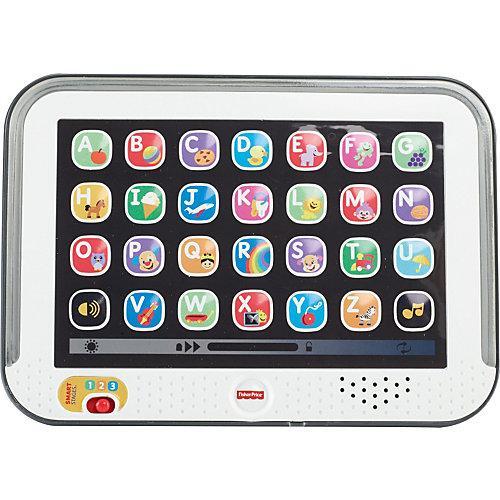 Fisher-Price Lernspaß Tablet, Baby-Spielzeug, Kindertablet, Lernspielzeug