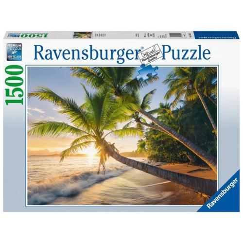 Puzzle Strandgeheimnis, 1.500 Teile