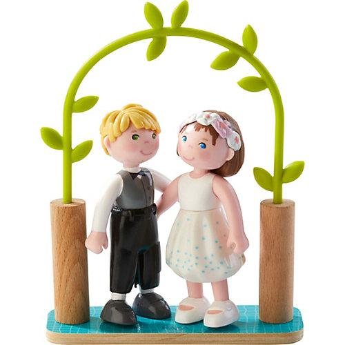 HABA 303165 Little Friends Brautpaar