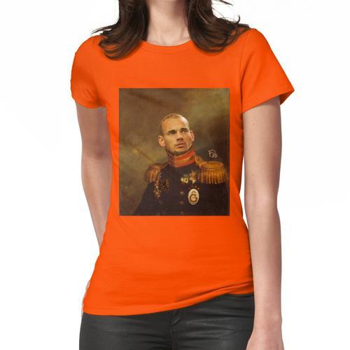 Sir Wesley Sneijder Frauen T-Shirt