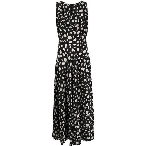 Aspesi Gepunktetes Kleid