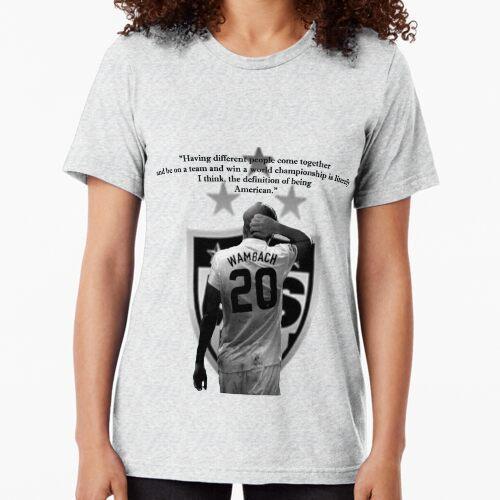 Abby Wambach Vintage T-Shirt
