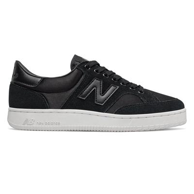 New Balance Women's Pro Court Cup Shoes Black with White - PROWTCLB - 7 - B