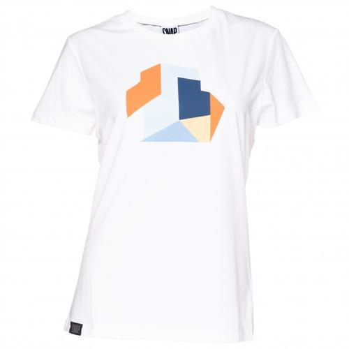 Snap - Women's Big Dietrich - T-Shirt Gr S weiß