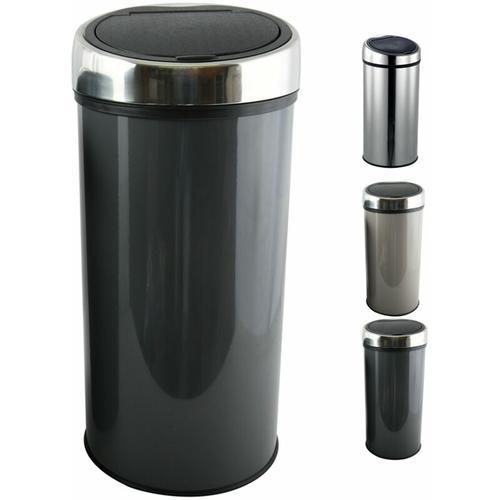 Design Treteimer Abfalleimer Mülleimer mit Inneneimer geruchsdicht - 30 Liter - mit Touch Automatik